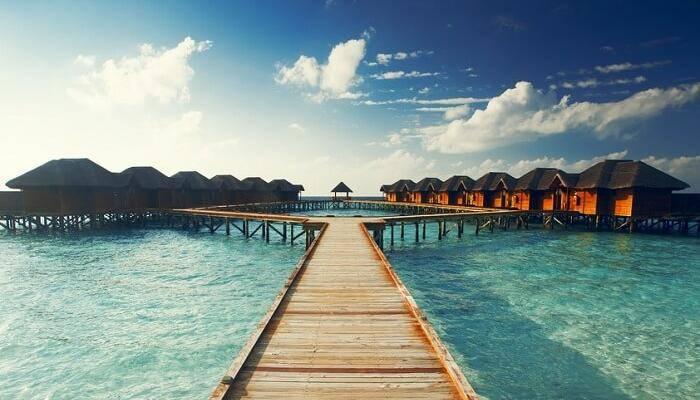 Photo of شهر العسل في جزر المالديف