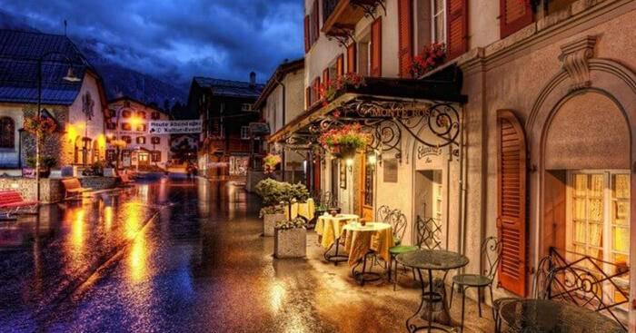 Photo of شهر العسل في سويسرا