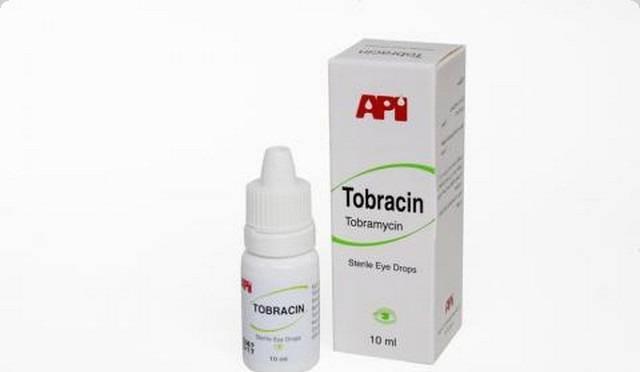Photo of قطرة عين توبراسين Tobracin لعلاج التهاب ملتحمة العين