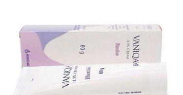 فانيكا VANIQA للتخلص من الشعر الزائد فى البشرة