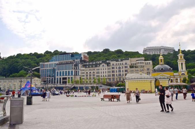 أوكرانيا للمسافر المنفرد