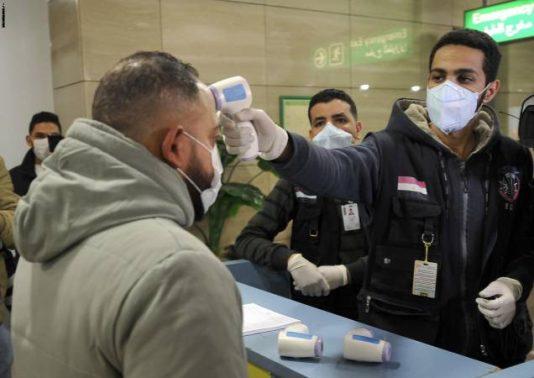 فيروس كورونا في مصر اليوم