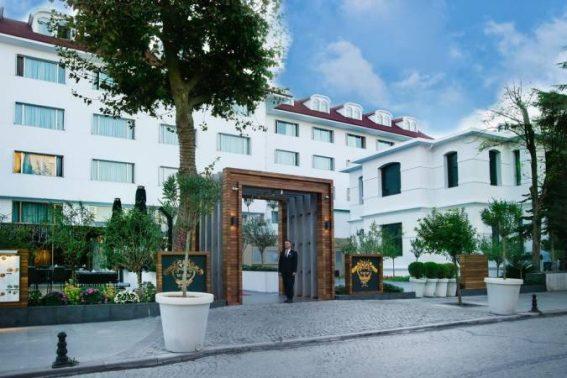 أفضل فنادق 5 نجوم في اسطنبول 2020