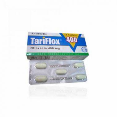 دواء تاريفلوكس Tariflox مضاد حيوى لعلاج الاتهابات الشعبية