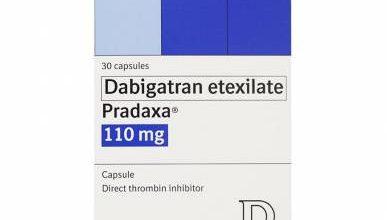 Photo of كبسولات براداكسا Pradaxa لعلاج السكتات الدماغية