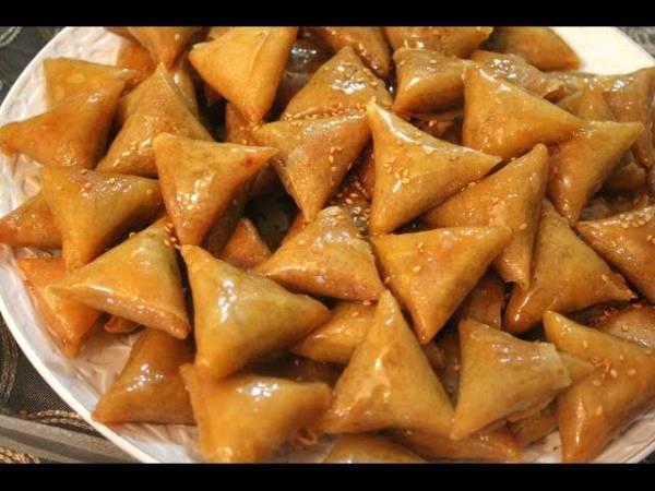 أفضل 5 حلويات مغربية في رمضان