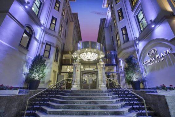 فندق Crowne Plaza Istanbul