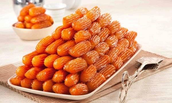 أفضل 5 حلويات شامية في رمضان