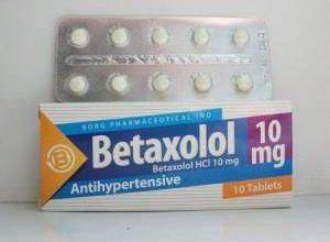 Photo of أقراص بيتاكسولول Betaxolol لعلاج ارتفاع ضغط الدم