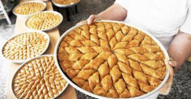 أفضل 5 حلويات جزائرية في رمضان