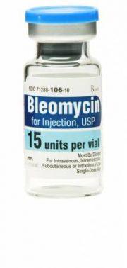 حقن بلينوكسان Blenoxane لعلاج سرطان الجلد
