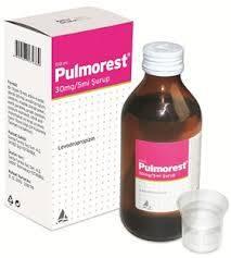 Photo of شراب بولموريست Pulmorest لعلاج السعال الجاف