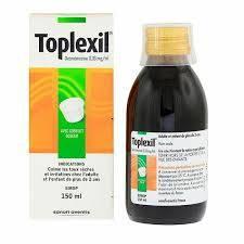 صورة النشرة الداخلية لعقار توبليكسيل Toplexil