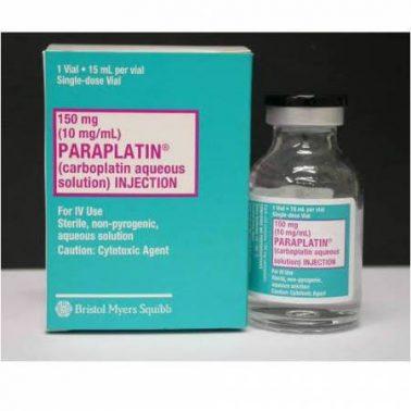 حقن بارابلاتين Paraplatin لعلاج السرطان
