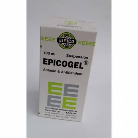 Photo of إبيكوجيل EPICOGEL علاج الحموضة والانتفاخات