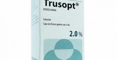 قطرة تروسوبت Trusopt لتقليل ضغط العين