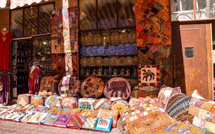 معلومات عن سوق دبي القديم