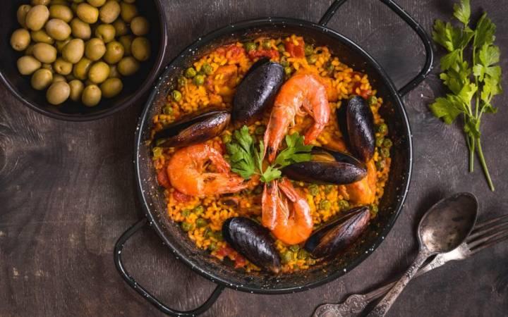المطاعم الإسبانية في أبوظبي