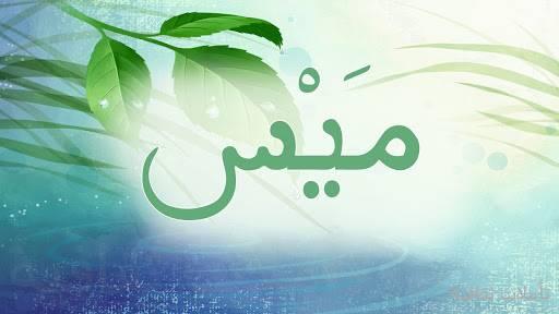 حكم التسمية بإسم ميس في الإسلام
