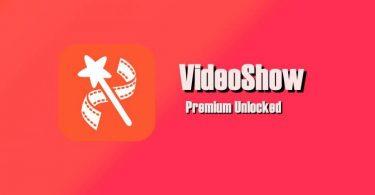 معلومات عن تطبيق video show 2020