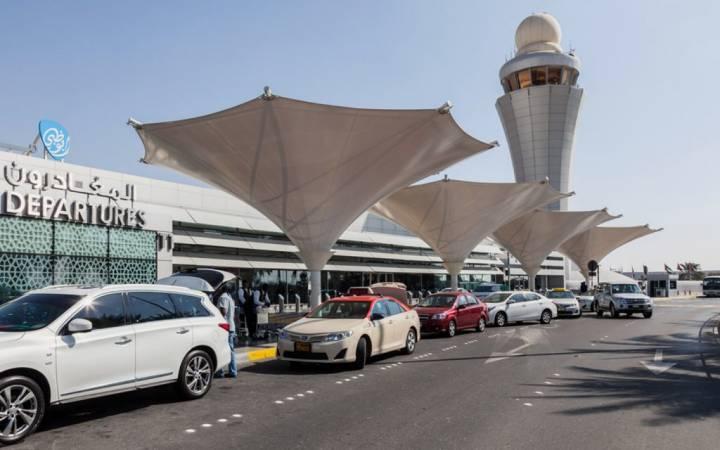 معلومات عن مطار أبوظبي الدولي