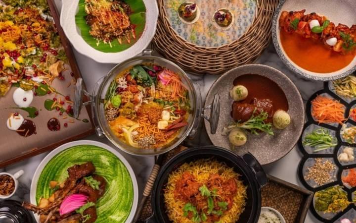 مطاعم الشيخ زايد