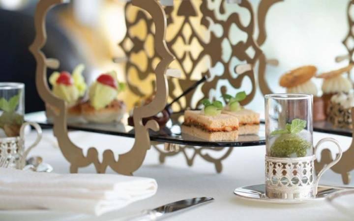 مطاعم برج العرب دبي