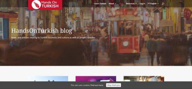 افضل 5 مدونات تعليم اللغة التركية