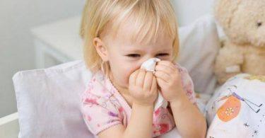 ادوية علاج الرشح عند الاطفال 2020