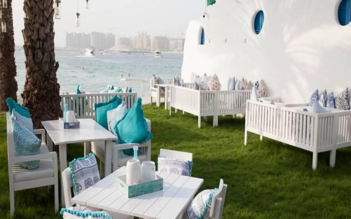 المطاعم الشاطئية في دبي