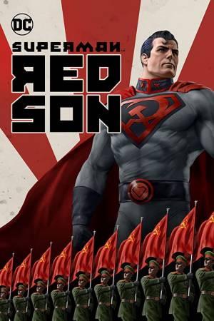 صورة ملخص قصة فيلم Super man Red son