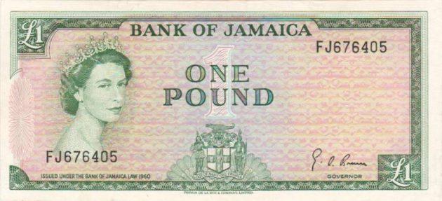عملة دولة جامايكا
