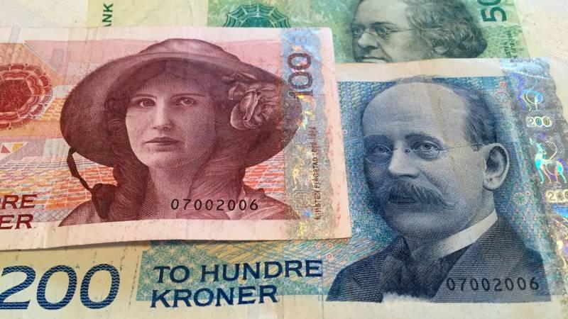 عملة دولة النرويج