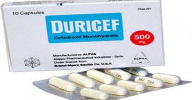 ديوريسف مضاد حيوي لعلاج التهاب اللوزتين Duricef