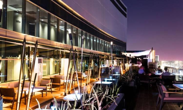 مطاعم على السطح في البحرين