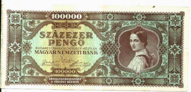 تاريخ العملات الهنغارية