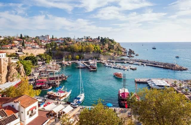أفضل 5 مدن سياحية في تركيا