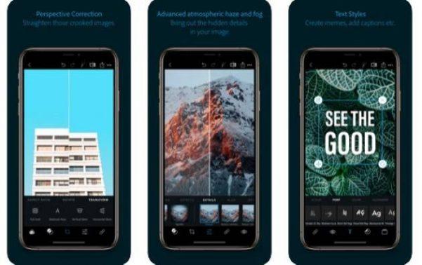 افضل تطبيقات تحرير الصور للايفون 2020