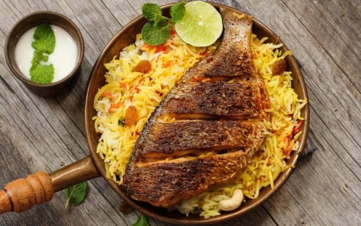 مطاعم برياني في عجمان