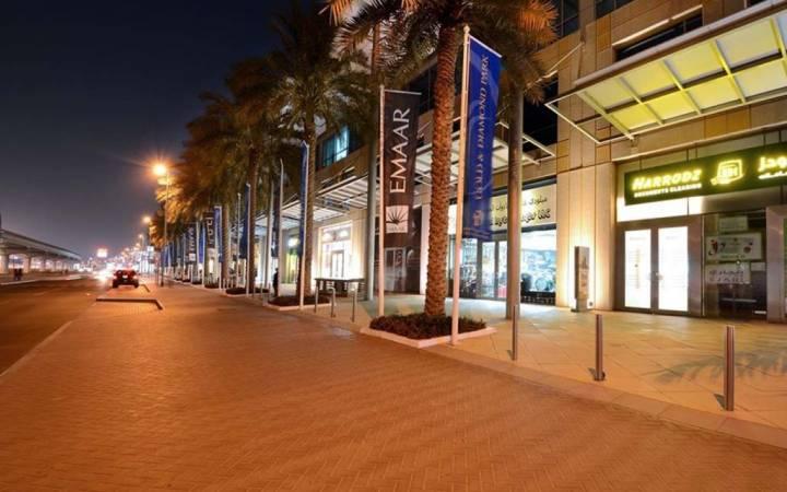 معلومات عن مجمع الذهب والألماس في دبي