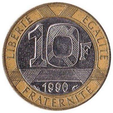 10 فرنك
