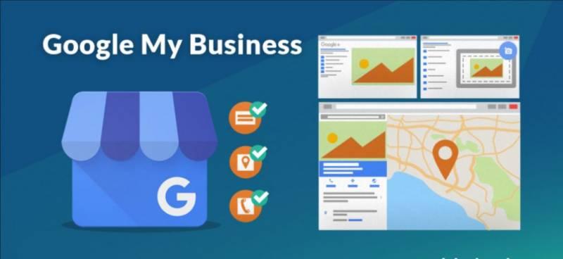 1) Google My Business