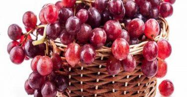 5 وصفات من العنب الأحمر تقوي المناعة