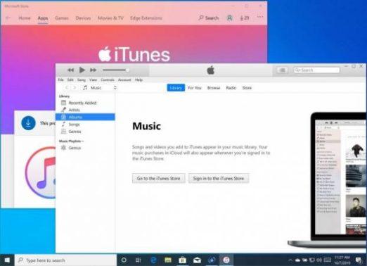 شرح وتحميل تطبيق iTunes على ويندوز 10