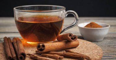 فوائد شرب القرفة مع الشاي