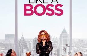 ملخص قصة فيلم لايك أ بوص Like a boss