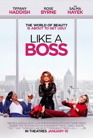 صورة ملخص قصة فيلم لايك أ بوص Like a boss