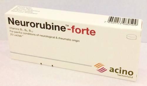 دواء نيوروبيون Neurobion لعلاج التهاب الأعصاب