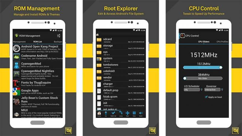 أفضل 5 تطبيقات بعد الروت