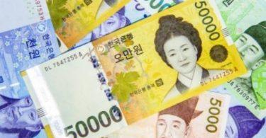 عملة دولة كوريا الجنوبية
